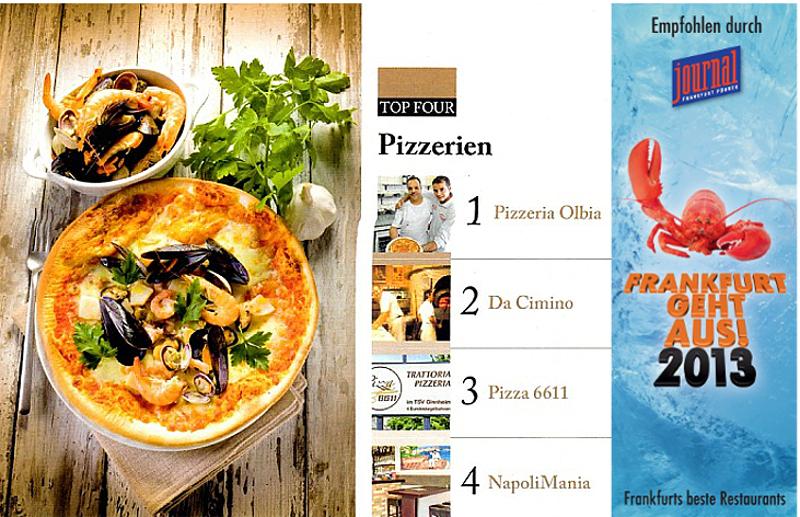 pizza olbia frankfurt